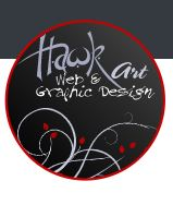 Hawk Art Web & Graphic Design