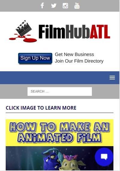 Online Film Directory - Atlanta GA - Herman Garner